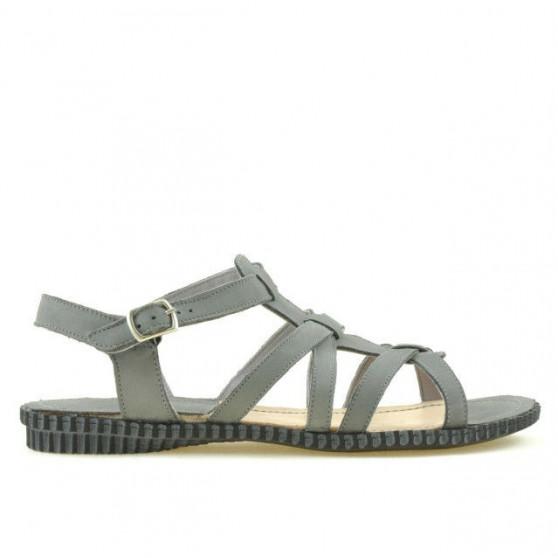 Sandale dama 595 gri