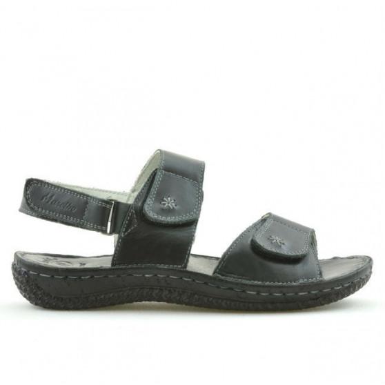 Sandale dama 518 negru