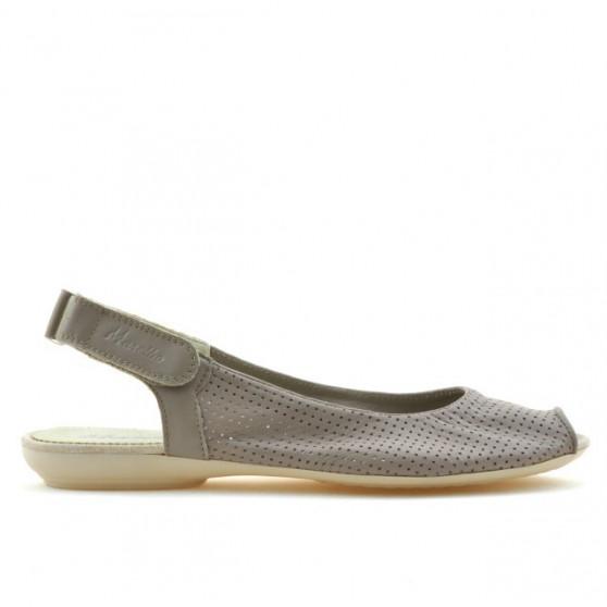 Sandale dama 583 nisip