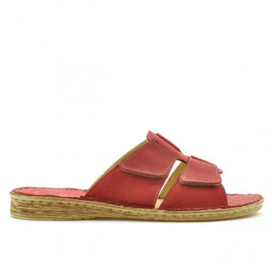 Sandale dama 510 rosu corai
