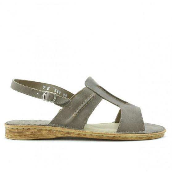 Sandale dama 511 nisip