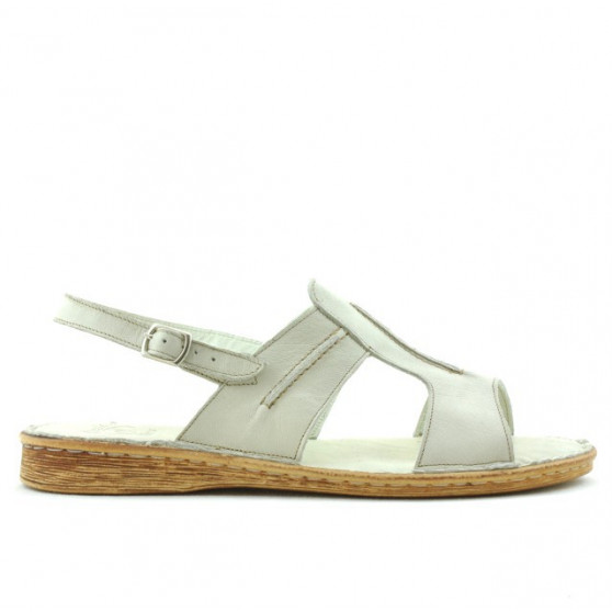 Sandale dama 511 bej
