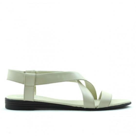 Sandale dama 5010 bej