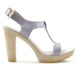 Sandale dama 5018 mov sidef