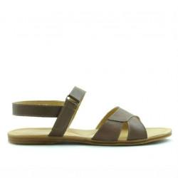 Sandale dama 5012 capucino
