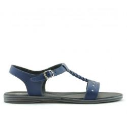 Sandale dama 5011 indigo