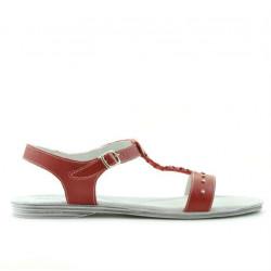 Sandale dama 5011 rosu