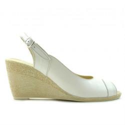 Sandale dama 5019 bej