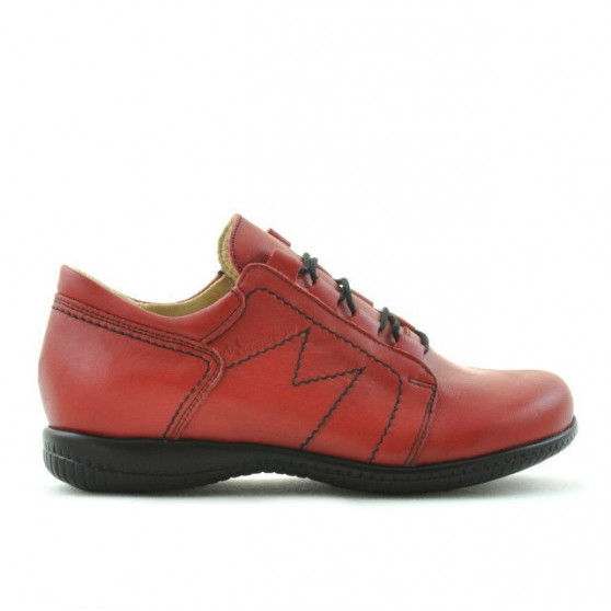 Children shoes 138 red