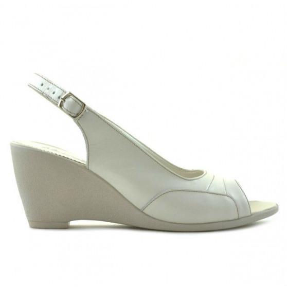 Sandale dama 599 bej