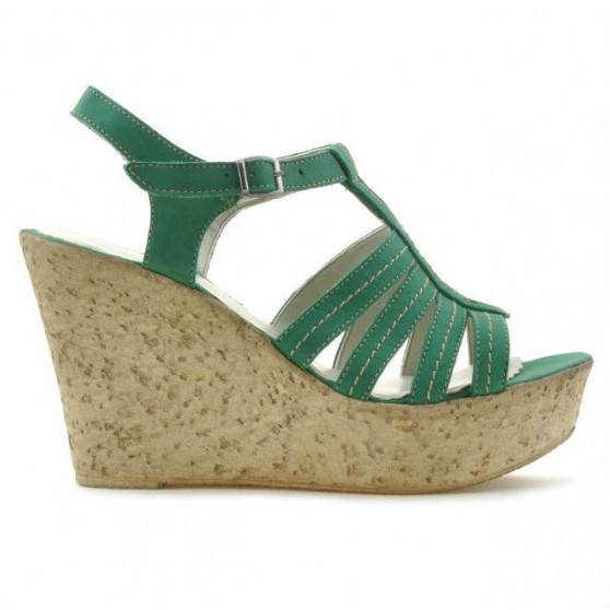 Sandale dama 598 bufo verde