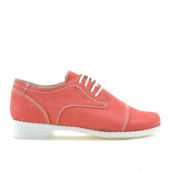 Children shoes 131 red