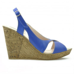 Women sandals 5015 indigo electric