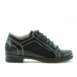 Pantofi copii 122 lac negru