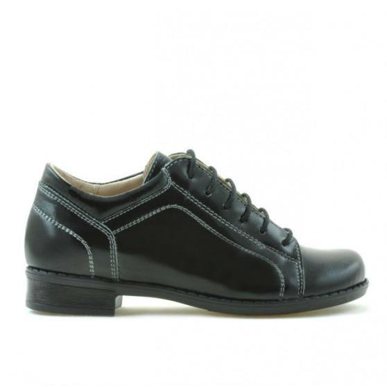 Children shoes 122 patent black