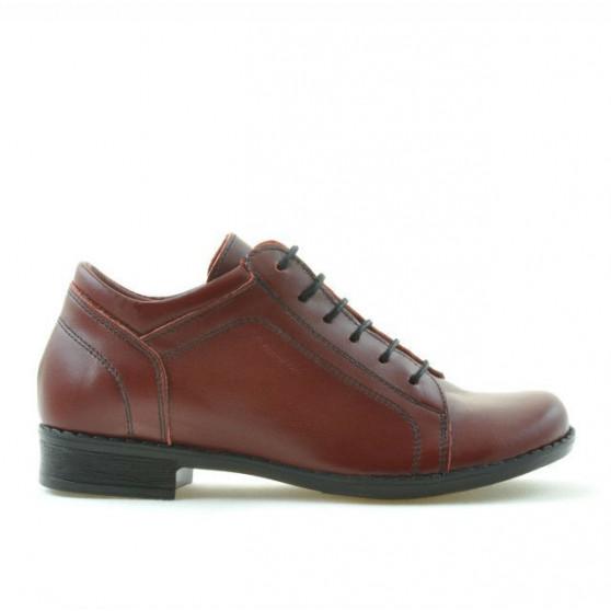 Pantofi copii 122 visiniu