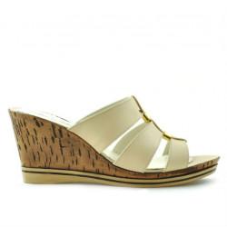 Sandale dama 5014 crem