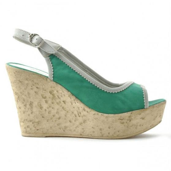 Sandale dama 5001 bufo verde
