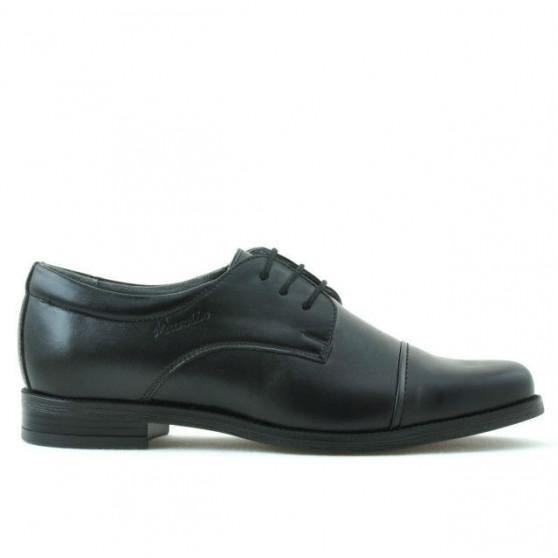Pantofi casual dama 634 negru