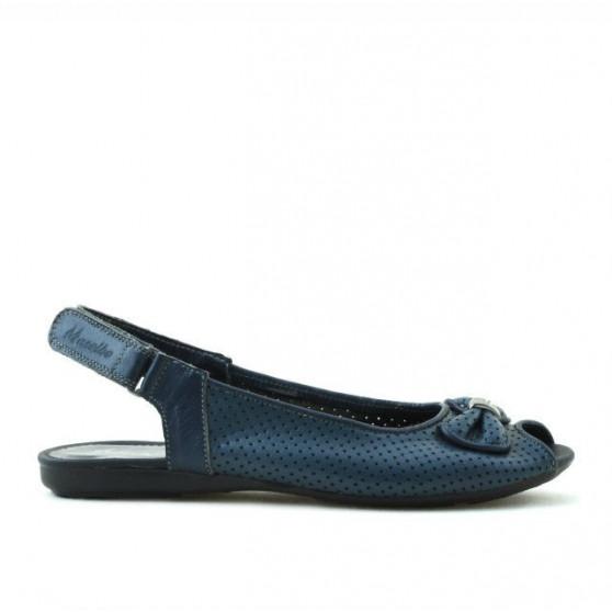 Sandale copii 522 indigo