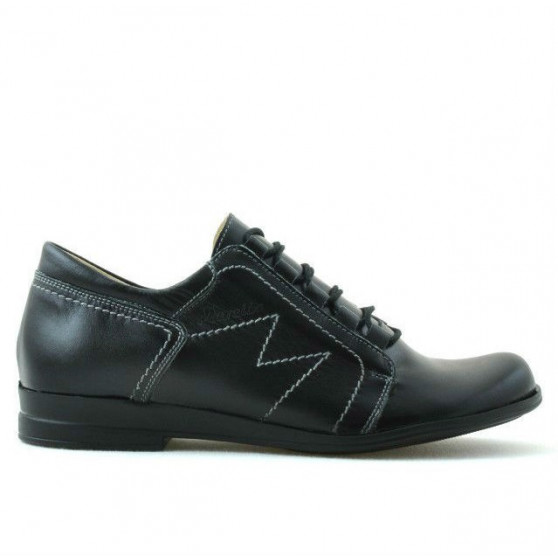 Pantofi casual dama 608 negru