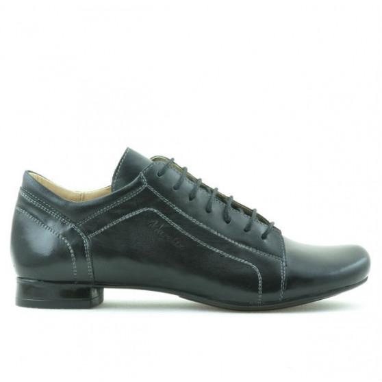 Pantofi casual dama 645 negru