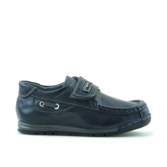 Pantofi copii mici 01c indigo ( nu se mai fabrica)