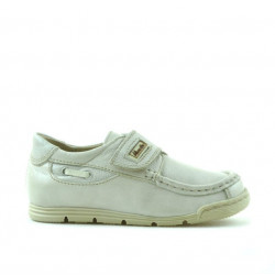 Pantofi copii mici 01c bej