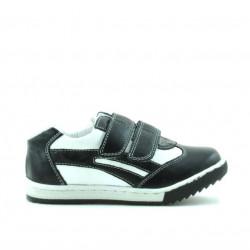 Small children shoes 16c black+white