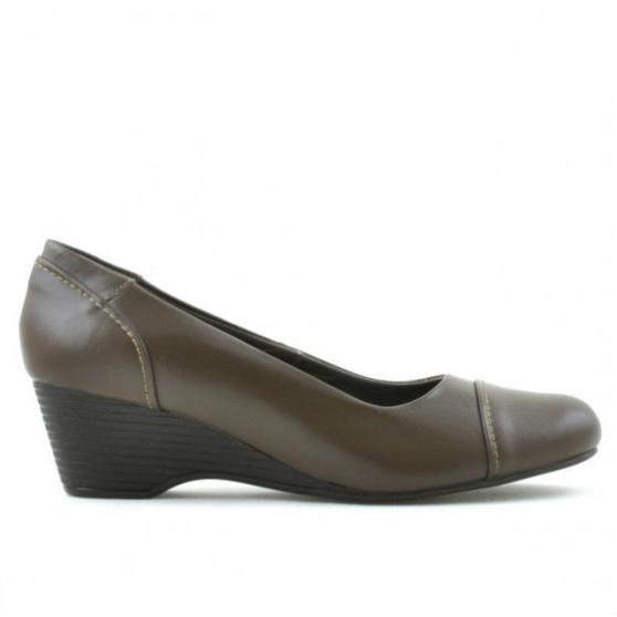 Pantofi casual dama 193 capucino