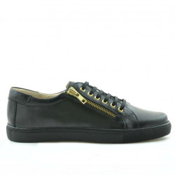 Women sport shoes 655 black
