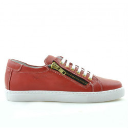 Women sport shoes 655 red