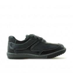 Small children shoes 15c black+gray