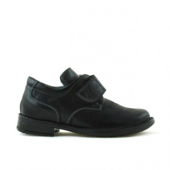 Small children shoes 14c black
