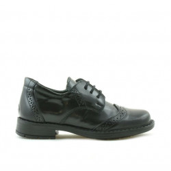 Small children shoes 52c black florantic