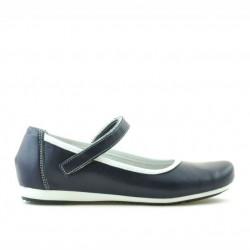 Pantofi copii 151 indigo