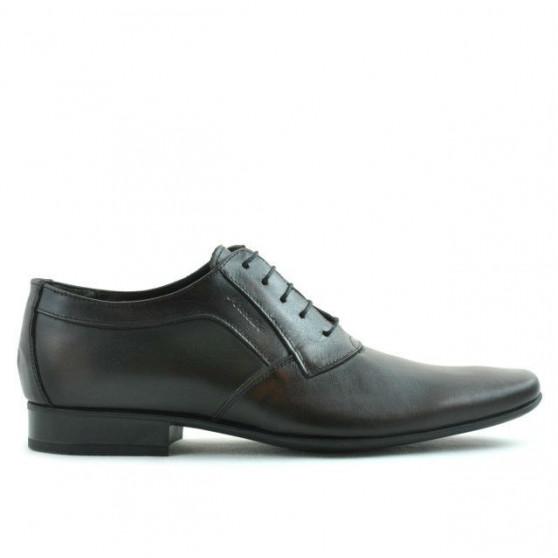Pantofi eleganti barbati 798 a maro