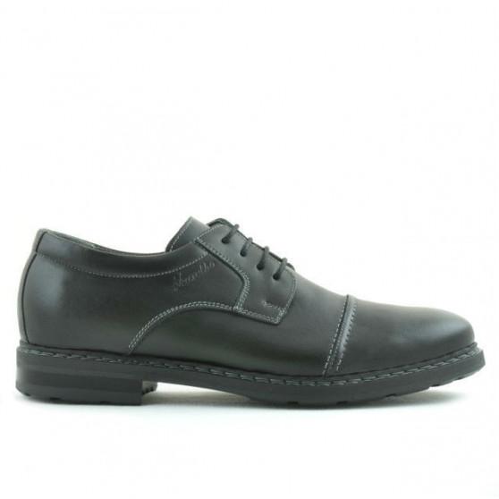 Pantofi casual / eleganti barbati 756 negru