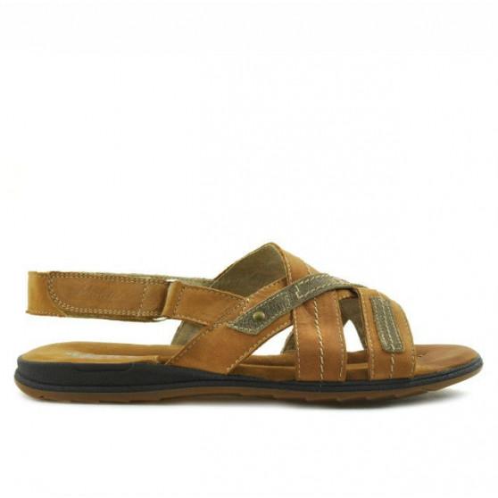 Sandale adolescenti 328 maro cerat