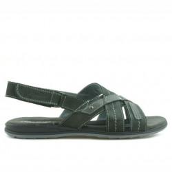Sandale adolescenti 328 tuxon negru