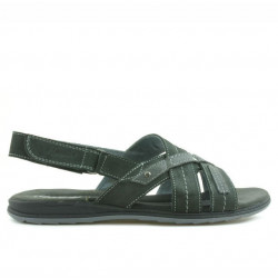 Teenagers sandals 328 tuxon black