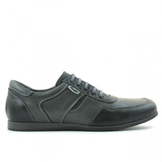Pantofi sport barbati 860 negru+gri