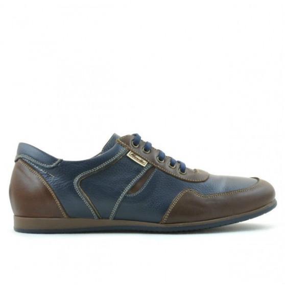 Pantofi sport barbati 860 maro+indigo