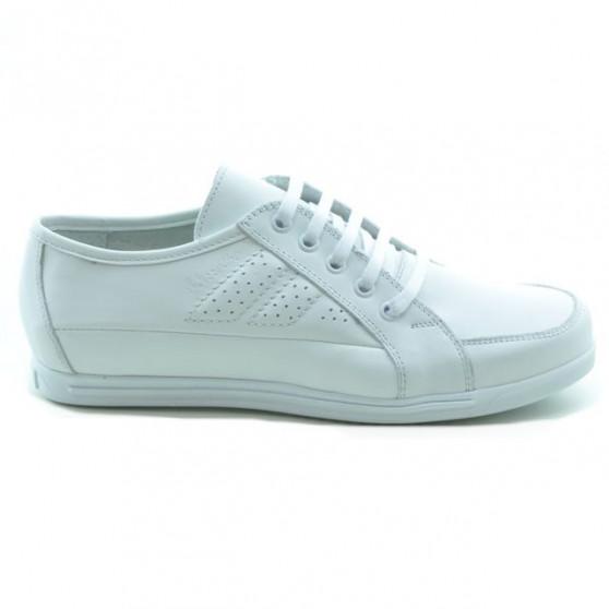 Pantofi sport dama 697 alb