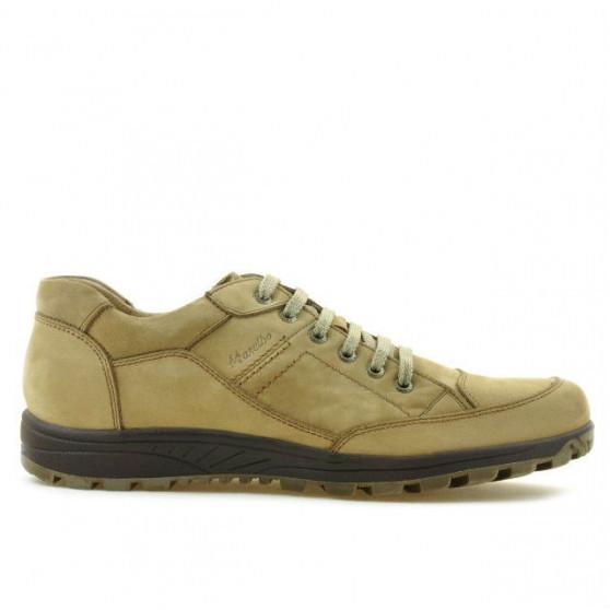 Pantofi sport barbati 853 bufo nisip