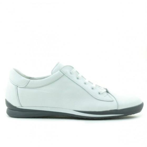 Pantofi sport barbati 727 alb