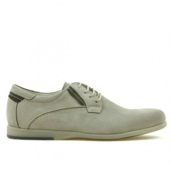 Pantofi casual barbati 857 bufo nisip