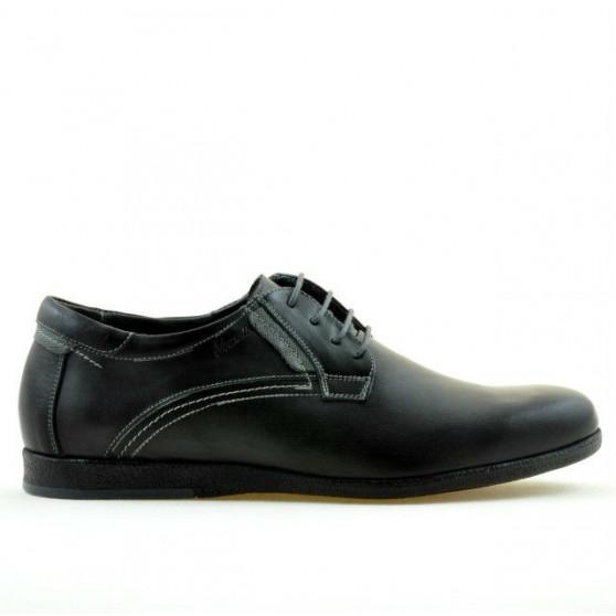 Pantofi casual barbati 857 negru