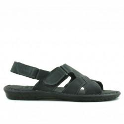 Sandale barbati 359 tuxon negru