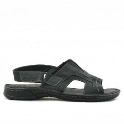 Sandale barbati 304 tuxon negru
